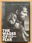 Wages of Fear DVD 1953 French Movie Classic Region 1 Criterion Collection