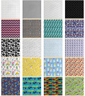 Fabric by The Yard Upholstery Fabric for Home Decor by Ambesonne
