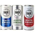 Magic 1BLUE, 1SILVER AND 1RED No Razor Hair Removal Shaving Powder 381 gm