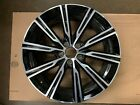 GENUINE OEM VOLVO 2018 and up XC60 R DESIGN 19 ALLOY WHEEL 31423852 preowned