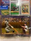 2000 Starting Lineup Classic Doubles Play Derek Jeter/Mike Piazza