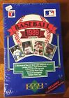 1989 Upper Deck Factory Sealed Baseball Box Includes High Numbers Mint!
