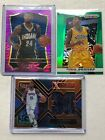 2012-13 Select Green Prizm Industry Summit Exclusive Basketball Cards 5