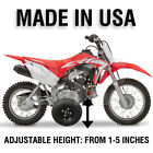 ADJUSTABLE HEIGHT- HONDA CRF70 CRF110 CRF70F CRF110F KIDS YOUTH TRAINING WHEELS