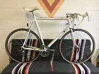 Vintage Cannondale SR500 63 Cm Racing Road Bike Factory White color VGC
