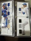 NATIONAL TREASURES ARMORY WILSON CONTRERAS 99 ADDISON RUSSELL 25 CHICAGO CUBS