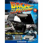 DeAGOSTINI Weekly BACK TO THE FUTURE DELOREAN 1/8 Scale No.15 from Japan