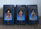 Lot 3 Fontanini Nativity by Roman King Melchior Gaspar Balthazar 5 Figure Italy