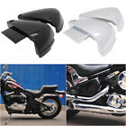 ABS Battery Side Fairing Cover For Kawasaki Vulcan VN400 VN800 Classic Drifter