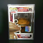 Funko Pop! Asia Ultraman Kanegon #35 Exclusive Very Rare + Pop Stacks