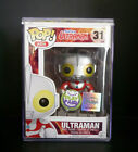 Funko Pop! Asia ULTRAMAN 2016 Toy Fair Poplife Exclusive #31 with Pop Stack