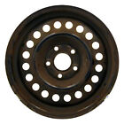 Reconditioned 14X6 Black Steel Wheel for 1989 1996 Chevrolet Corsica 560 08011