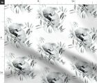 Koala Australiana Australia Native Animal Fabric Printed by Spoonflower BTY