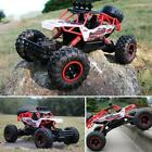 RC 4WD Truck Off-Road Vehicle 2.4GHz Remote Control Crawler Buggy Car S8L9