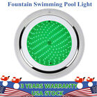 12V RGB LEDs Swimming Pool Light Spa Light Stainess Resin Underwater Lamp 18W