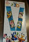 Disney Pins Lanyard Starter Set Authentic 2020 Mickey Minnie Pluto
