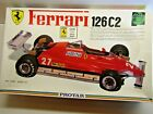 Protar Rare Vintage 1/12 Scale Ferrari 126C2 Model Kit - Villeneuve / Pironi New