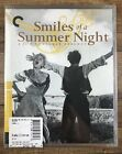 Smiles of a Summer Night Blu ray Criterion Collection Ingmar Bergman NEW