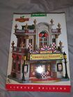Lemax Coventry Cove Rialto Theater 2005  #55273 Christmas Train village