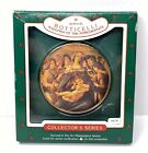 1985 Hallmark Art Masterpiece #2 Madonna of the Pomegranate Botticelli Ornament