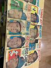 1970 Topps Posters partial set 9 diff. posters (9 24) Johnny Bench Ron Santo Etc