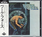 cd japan Work Force S/T 1989 Japan CD 1st Press W/Obi Out of Print  Very Rare