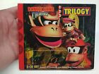 Greatest Hits Soundtracks from Donkey Kong Country Trilogy (1996 Nintendo)