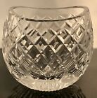 Waterford Crystal Vase Mint present shapesigned