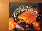 SEASONS OF THE WOLF.        LOST IN HELL.            COMPACT DISC DIGIPACK