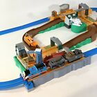 2002 Thomas & Friends Motorized Road Railway Thomas Terence Train Set RARE TOMY