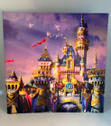 Disneyland 50th Anniversary Photo Album Great Condition 50 Pages Photo Safe