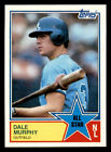 1983 Topps Baseball Cards Complete Your Set U Pick s 401 600 Free Shipping