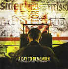Day To Remember - And Their Name Was Treason CD Like new