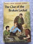 Nancy Drew Mystery Stories 11 The Clue of the Broken Locket 1st Edition 9511