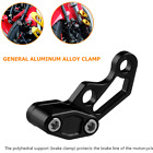 Aluminum Alloy Clip Motorcycle Modified Oil Pipeline Holder Clutch Brake Bracket