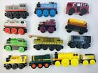 Thomas & Friends Wooden Railway Lot Trains Molly Proteus Paxton Diesel 10 Frank