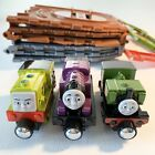 Thomas & Friends Take-n-Play Portable Railway AND 3 Die-cast Trains Lot