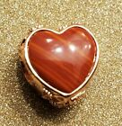 NEW Pandora Red heart Rose charm with leftover Murano glass 788140RMU