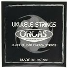 ORCAS Ukulele string set OS MED for medium gauge soprano concert