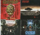 Kreator 4CD SET (Cause For Conflict Endorama Violent Revolution Enemy Of God)