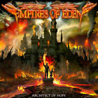 Empires of Eden - Architect of Hope (New CD) 2015 Death Dealer Cage Warmaster