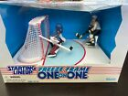 NHL Hockey Freeze Frame One On One Penguins (1997) Starting Lineup Figure Set