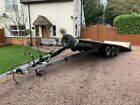 Brian James TT Tri axle tilt bed recovery trailer transporter 18ft