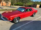 1970 Ford Mustang 1970 Ford Mustang 351 Cleveland