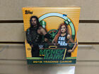 2019 Topps WWE Money in the Bank Hobby Box NEW Sealed