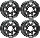 4 Dotz Dakar dark wheels 70Jx16 5x1651 for LAND ROVER Range Rover Discovery De