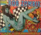 Rob Zombie - Signed American Made Music to Strip By