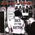 Great White – Back To The Rhythm CD (2007)