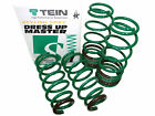 Tein Skhh6-aub00 S.tech Lowering Springs For 17-20 Civic Si Coupe 1.2f1.2r