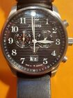 Junkers Men's Watch Iron Annie JU52 D-Aqui. Made in Germany Collectable